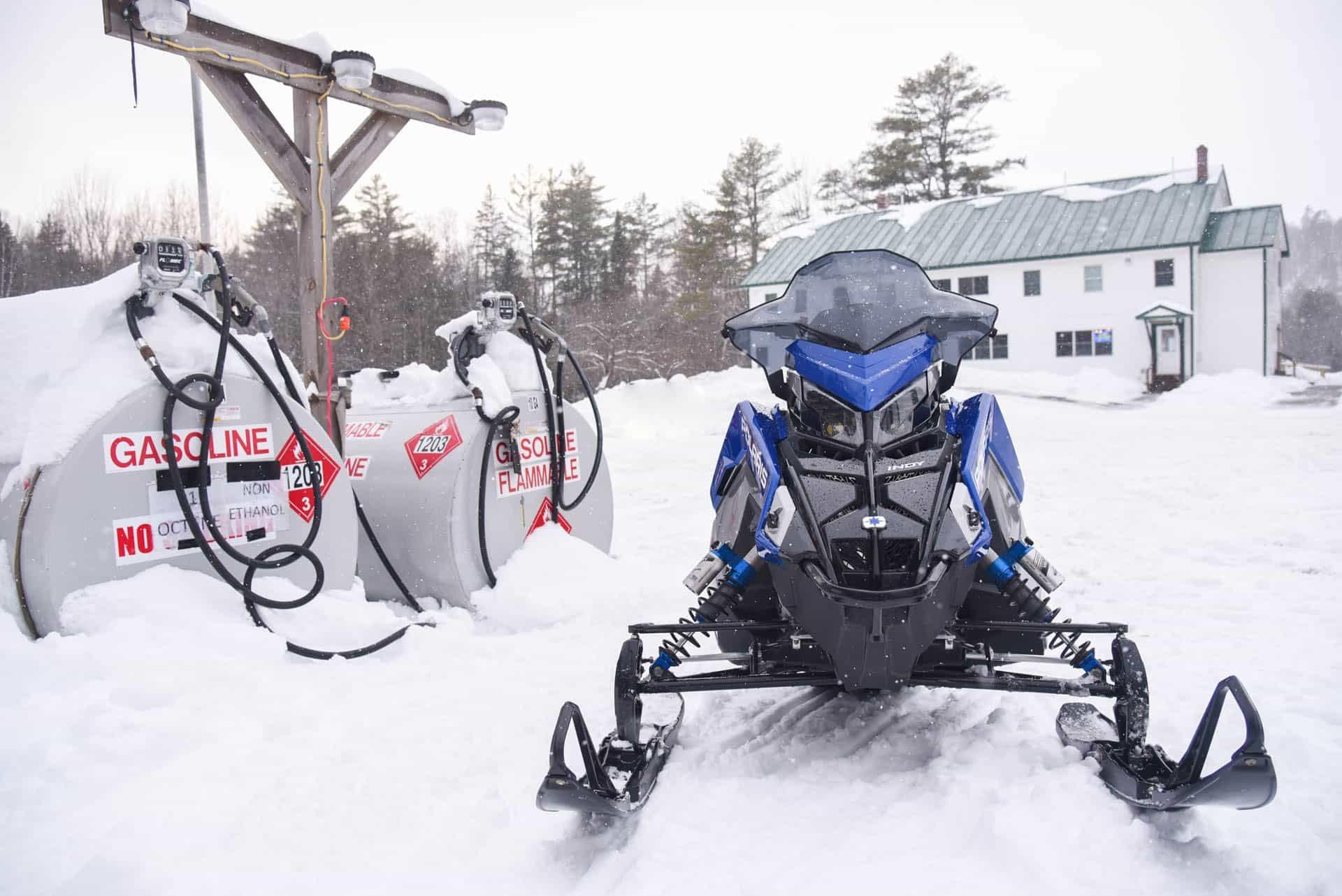 Snowmobile Maine
