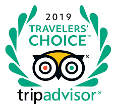 Trip Advisor 2019 Travelers Choice Icon