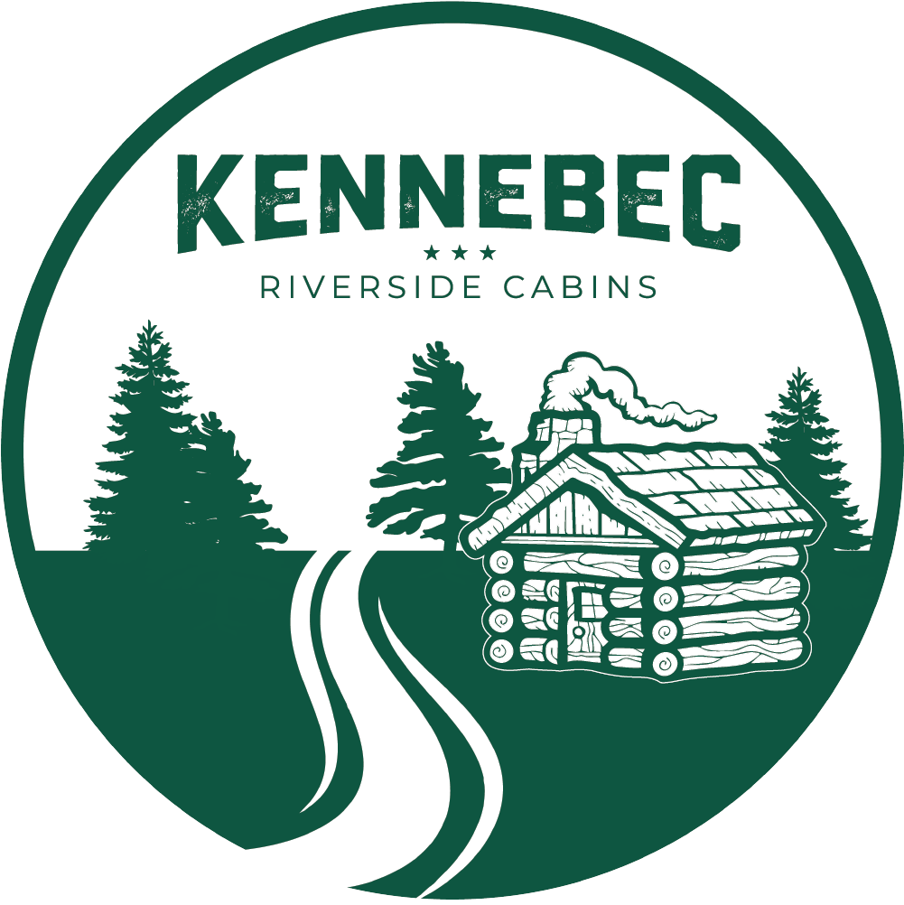 Kennebec Riverside Cabins Logo