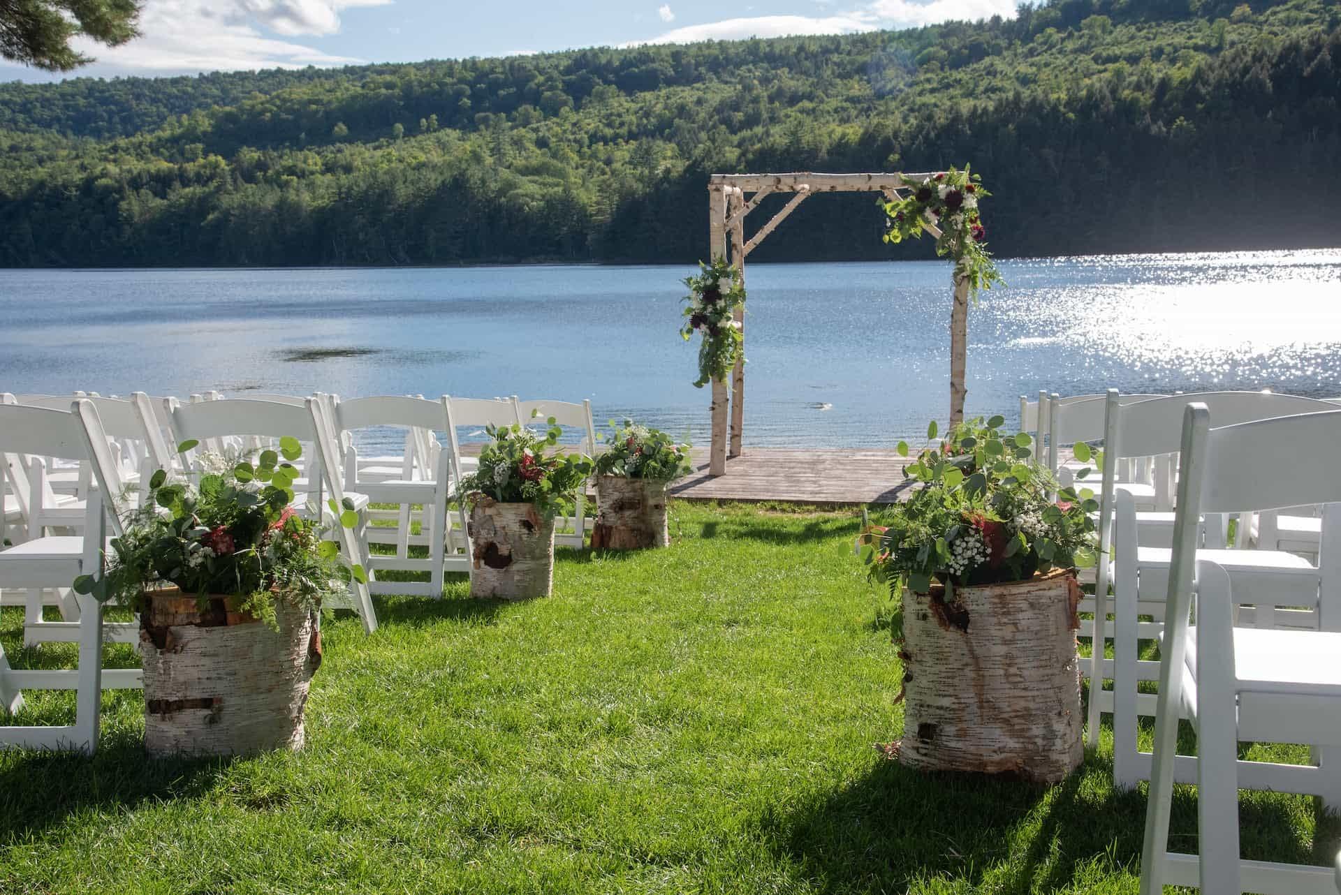 Maine Outdoor Weddings